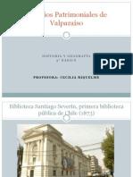 Edificios Patrimoniales de Valparaíso