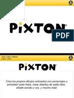 Pixton Tutorial Ejemplo