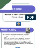 Resumen Metodo Kodaly