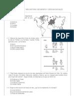 Ensayo Simce 4_ Año Historia, Geografía y Ciencias Sociales