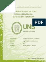 Identificación de Enfermedades y Plagas en Pastos y Forrajes de La Zona de Cascajal