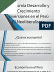 Economía Desarrollo y Crecimiento