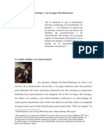 Ante El Tiempo Didi-Huberman