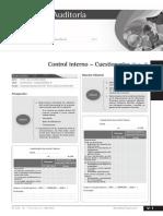 AUDITORIA Control Interno Cuestionario