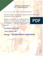 Ensayo Del Rococo Hasta Impresionismo en La Naturaleza y El Desnudo Arlyne Heilbron Ortizdoc