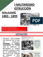 Segundo Militarismo Miguel Iglesias