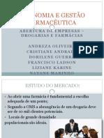 Economia e Gestão Farmacêutica