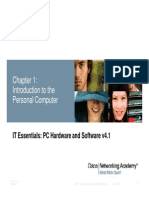 IT ESSENTIALS CHAPTER 1