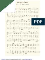 Harpa Crista 597 Gracas Dou