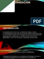 Exposicion de Organizacion