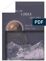 Collier & Sater Historia de Chile 1808-1994