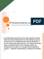 2.- Produccion de Los Rx