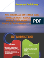 Present Dbms Environment