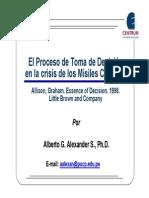 Crisis en Cuba