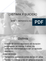 Distimia y Suicidio