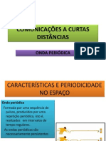 COMUNICAÇÕES A CURTAS DISTÂNCIAS