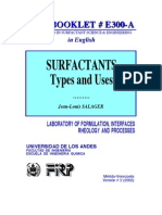 Type of Surfactants