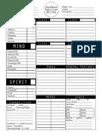 PTU 1.04 Trainer Sheet
