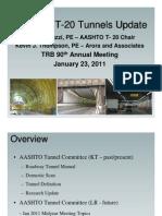 AFF60-2011 - AASHTO T20 Overview - Ruzzi - PDF
