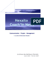 Hexalto Coach in News