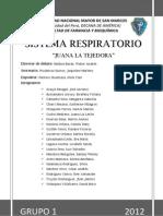 fifiologia respiratorio