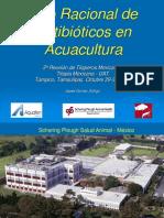 Uso Racional de Antibióticos en Acuacultura