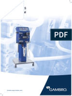 belco formula user manual dialysis hemodialysis rh scribd com Dialysis Machine Setup Dialysis Machine Home
