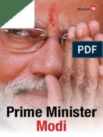 Firstpost book, Prime Minister Narendra Modi