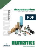 Numatics Accessories R0610