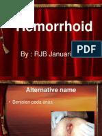 Hemoroid Wawa