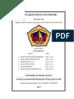 Cara Penyajian Data Statistik Penelitian