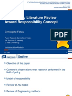 Preliminary Literature Review of Policy Engineering Methods