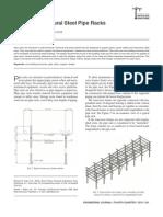 Design of Structural Steel Pipe Racks
