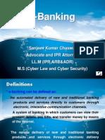 E-Banking by Sanjeev Kumar Chaswal