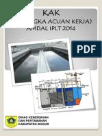 KAK Amdal Iplt 2014
