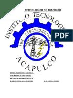Instituto Tecnologico de Acapulco Corto Circuito 2