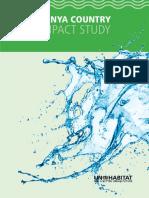 Kenya Country Impact Study
