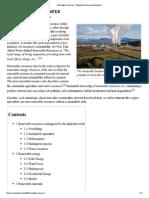 Renewable Resource - Wik..