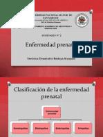Embriopatías y Fetopatías