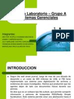 Sistemas Gerenciales - Grupo A