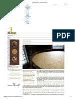 Revista MASH - Ciencia Cervecerafermentacion