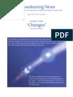 """Changes"" & A Spiritual Response - Oct 2008"