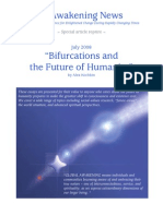 Bifurcations and the Future of Humanity- July 2008