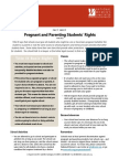 Rights of Pregnant Women