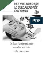 Manual de Masaje Facial Relajante Con Reiki----