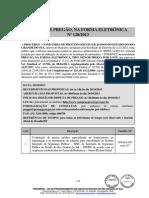 Edital Pe128 Procergs Sisp