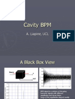 Cavity BPM Tutorial KEK March 2005