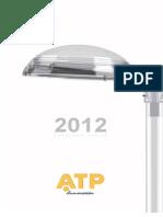 201209 Atp Catalogo Tarifa 2012