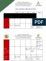Kalender Agenda Besar Km Fkt