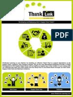 ThinkLink Learning Brochure
